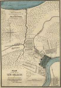Trudeau - Plan of the City of New Orleans - 1798
